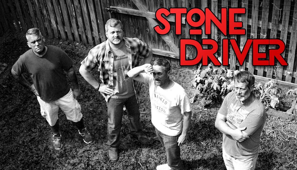 DC Music Rocks Stone Driver