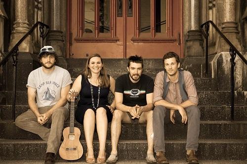 DC Music Rocks Letitia Vansant & the Bonafides