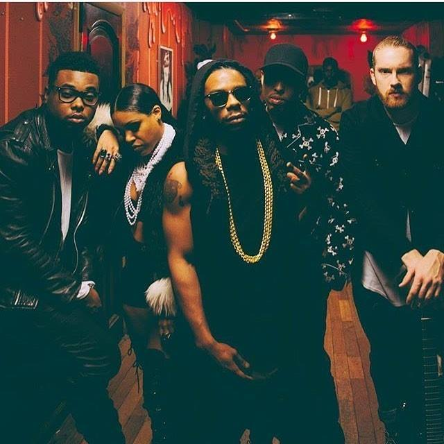 DC Music Rocks Black Alley