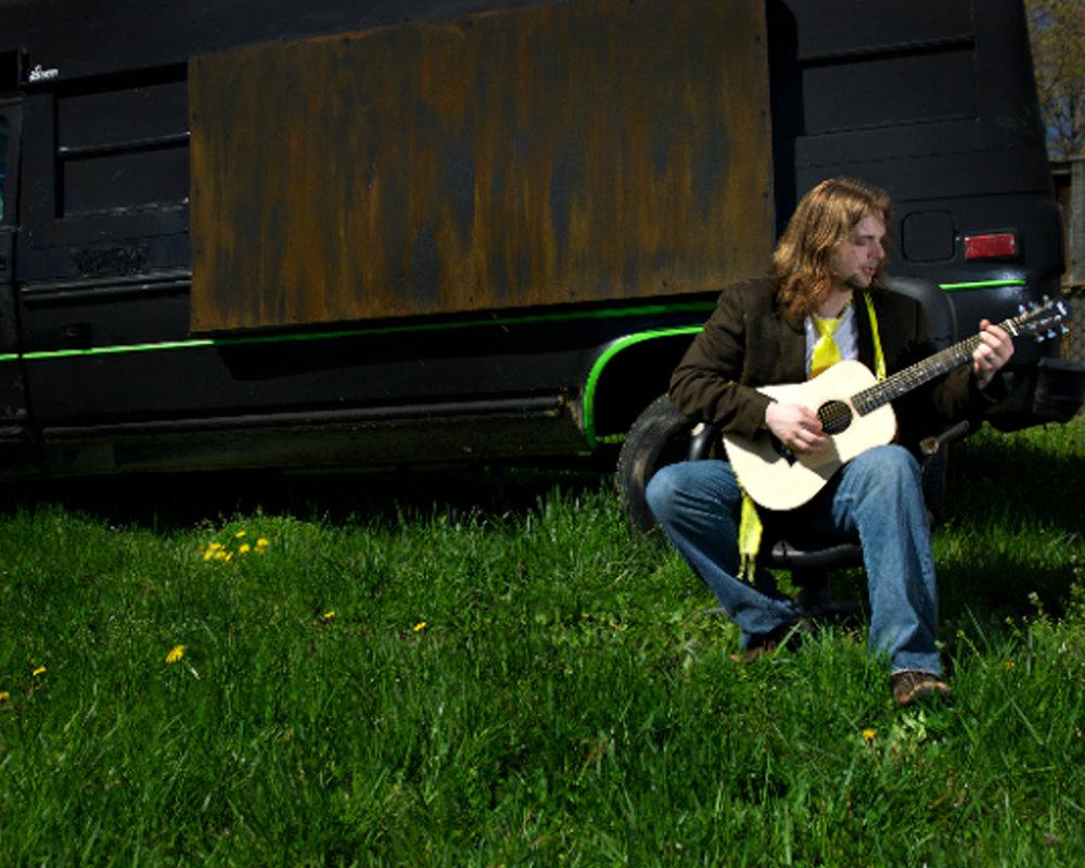 Daniel Hill DC Music Rocks