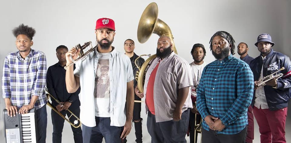 Dupont Brass DC Music Rocks