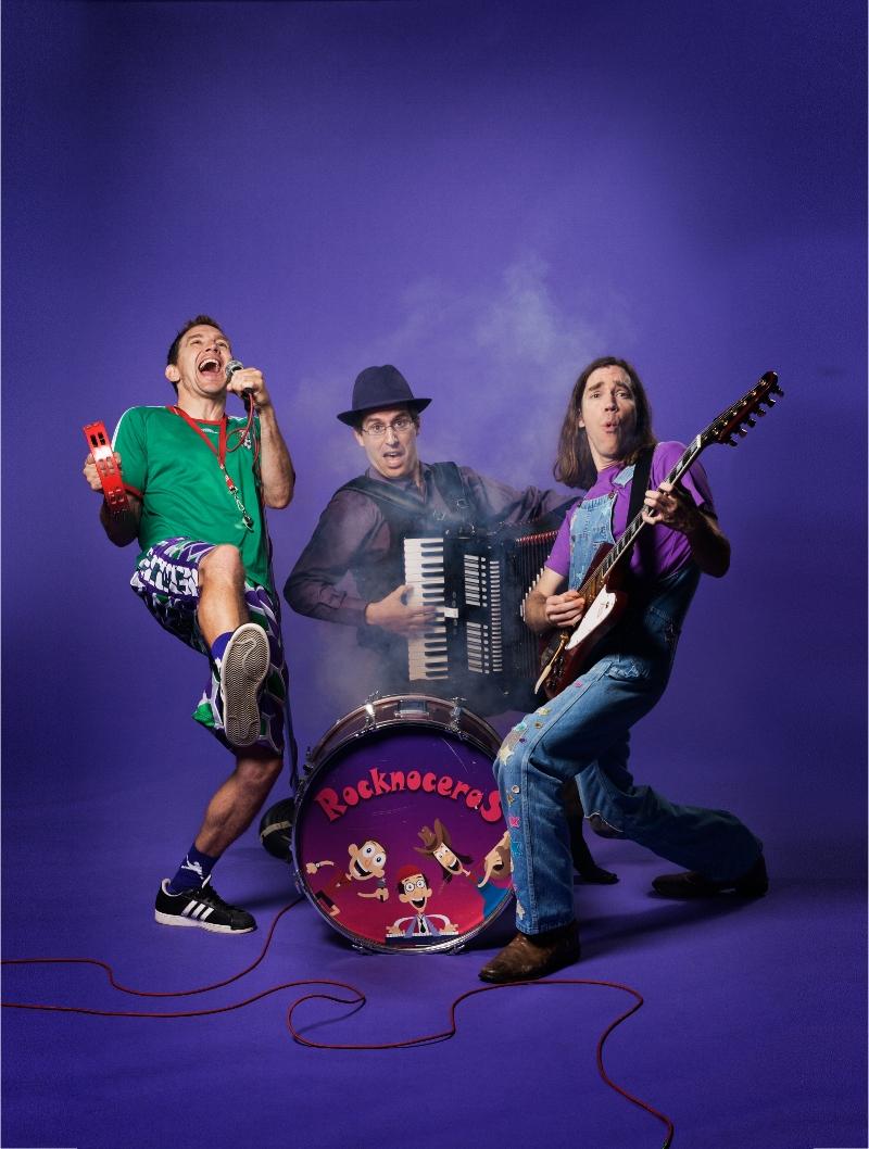 Rocknoceros DC Music Rocks