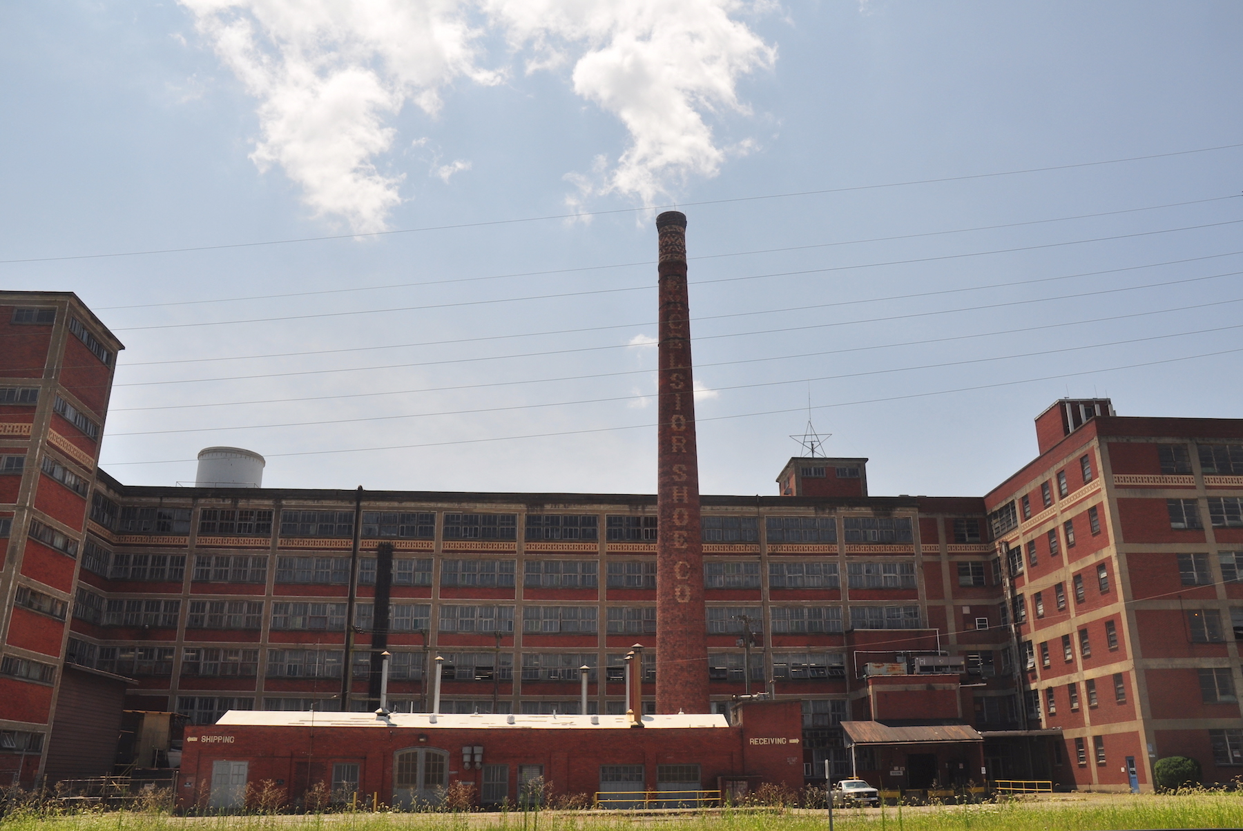 Towns with empty factory buildings, out of work people, poor education, are victims of drugs.