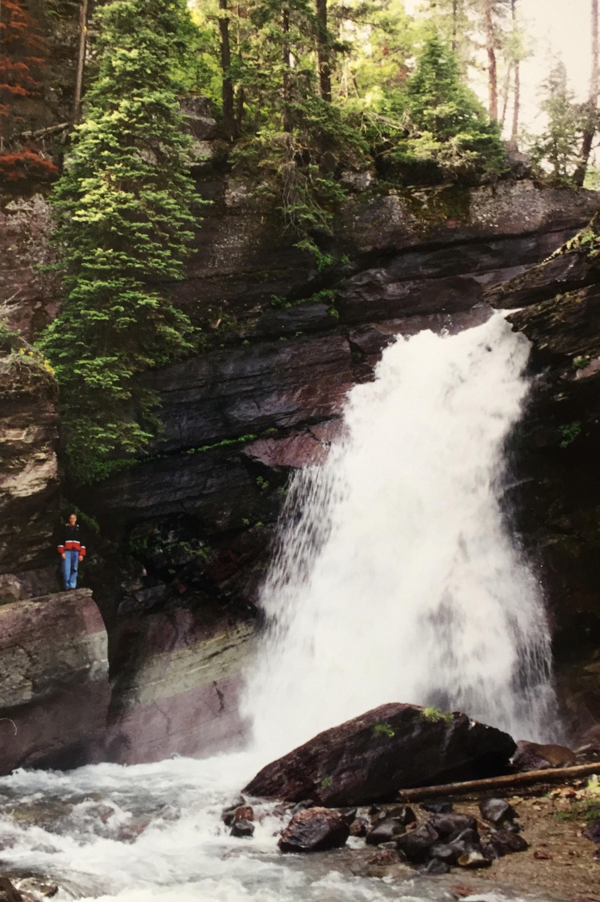 Baring Falls | Glacier National Park