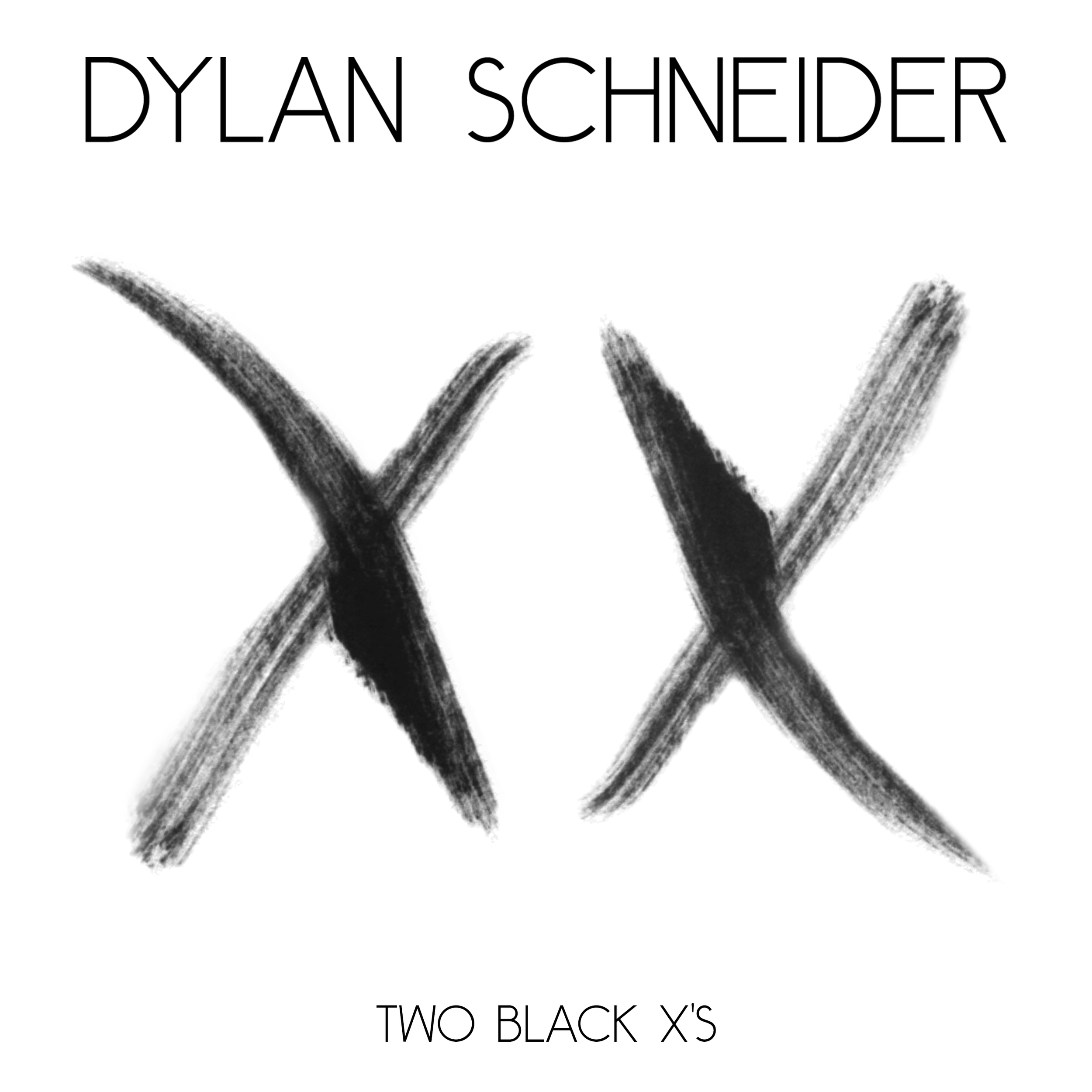two black x's