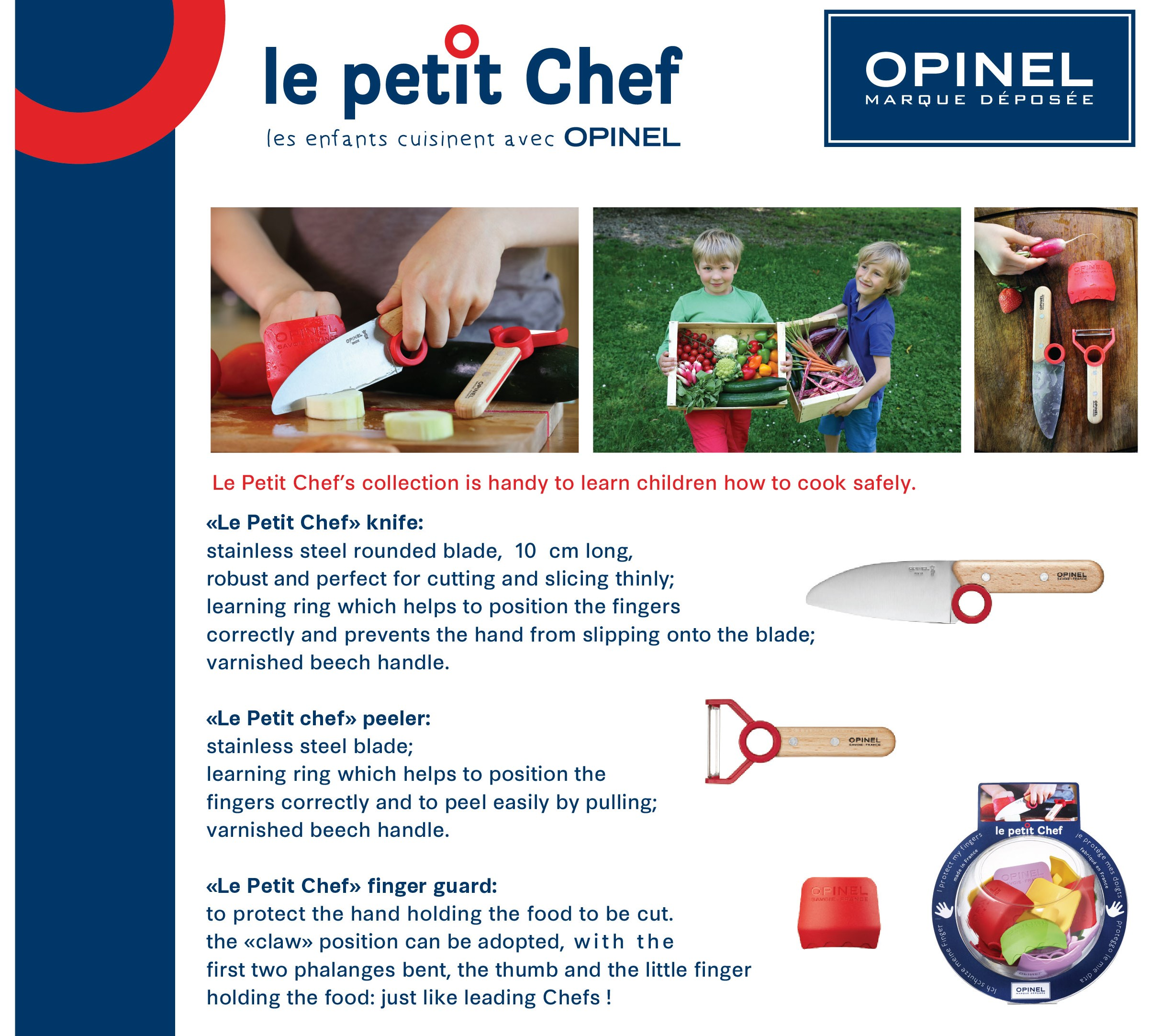 Le Petit Chef Opinel