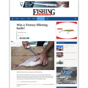 Fishing World - Victory