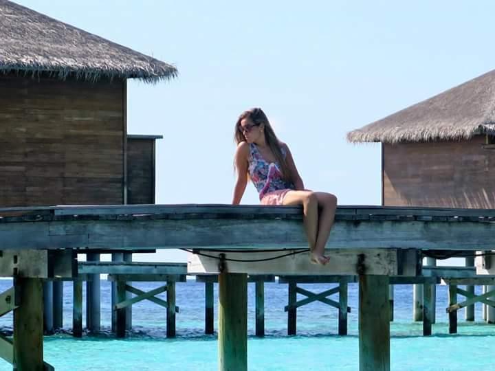 Maldivas - Gloria & Christian
