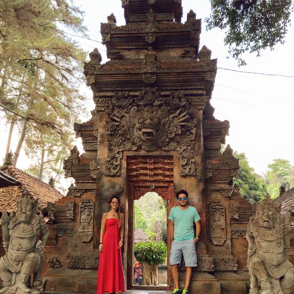 Bali - Tamara & Javier