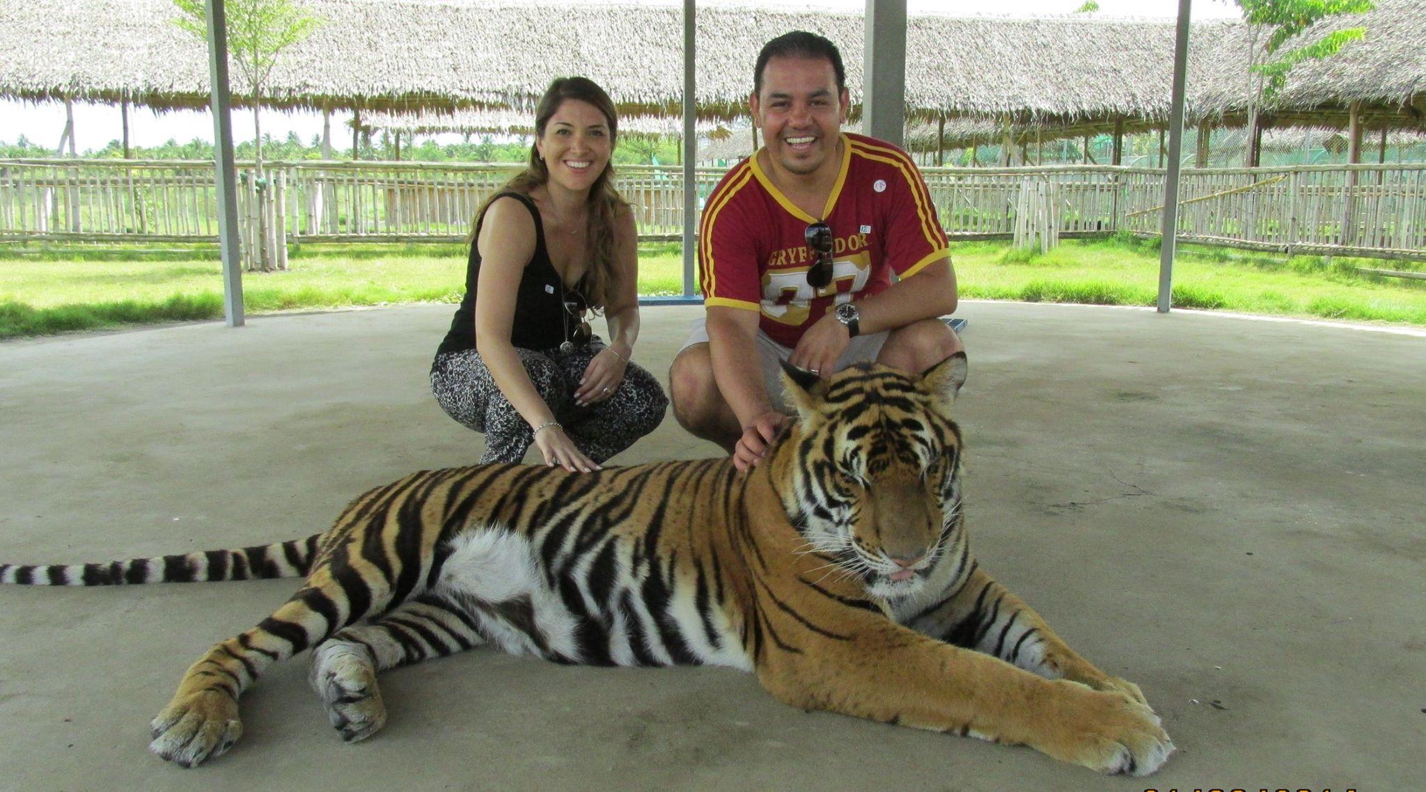 Tailandia - Gaby & Miguel
