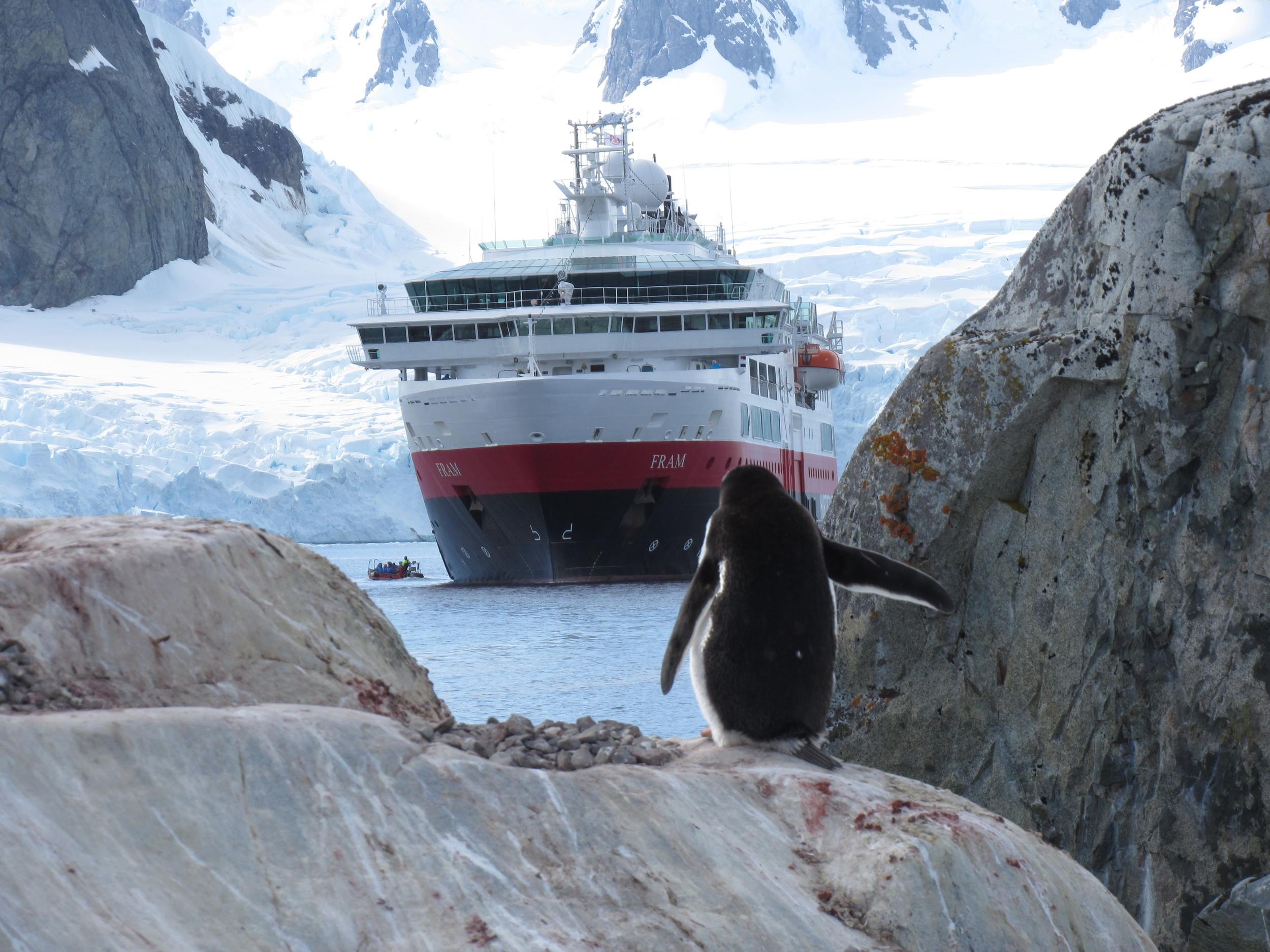 Norway • Arctic • Americas • Antarctica • Europe • Crossing the Atlantic