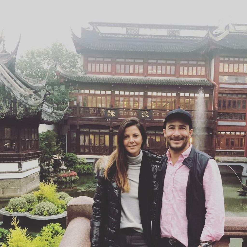 korea y china