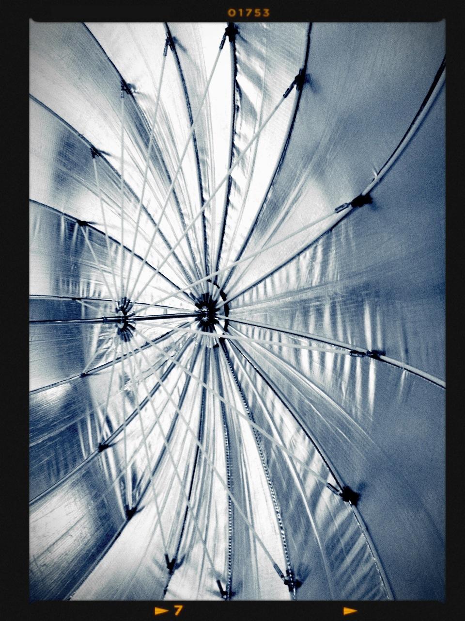 Photo Umbrella Detail.