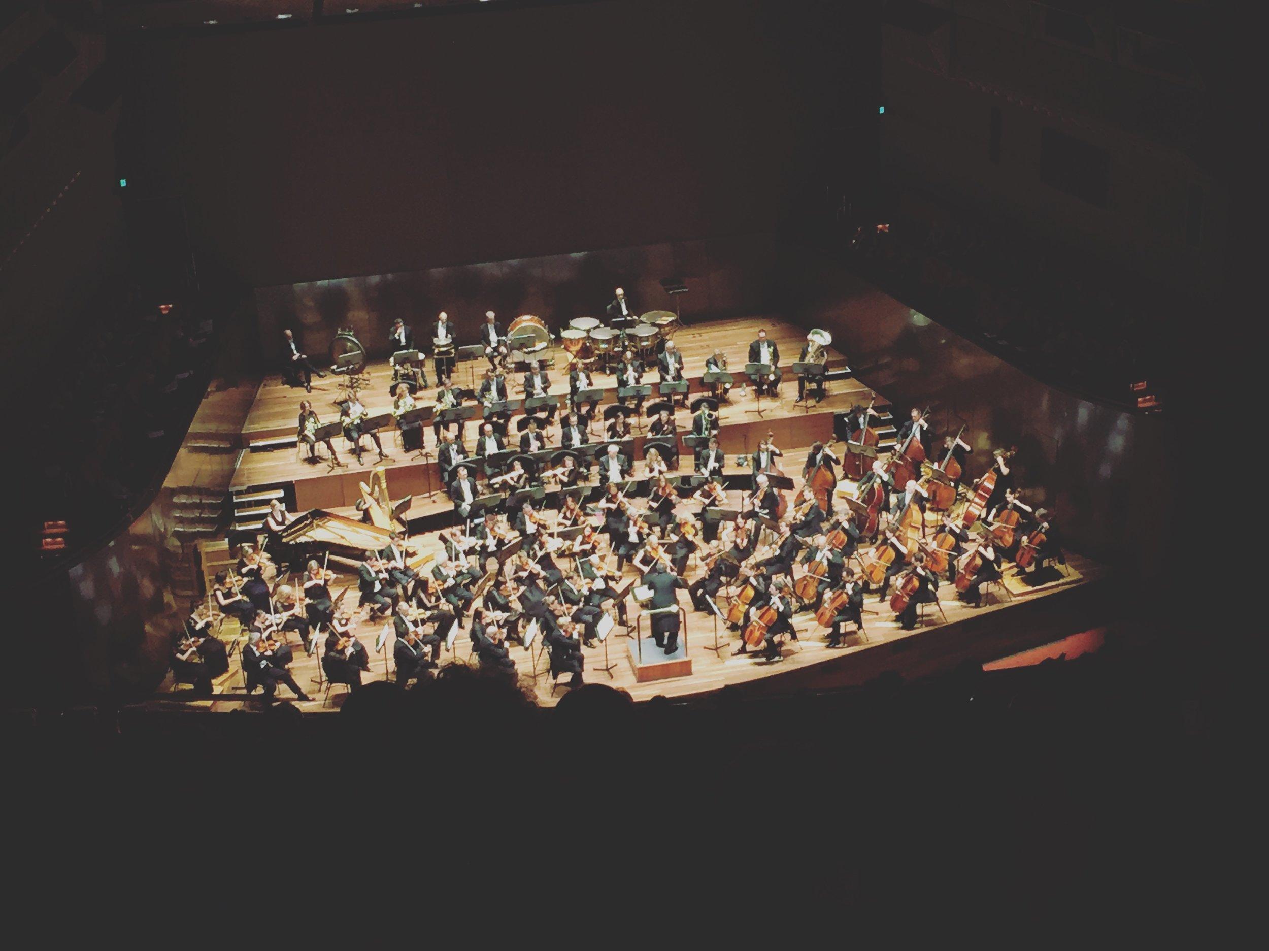 Melbourne Symphony Orchestra performs  Dvorak's Cello Concerto , with German Cellist  Alban Gerhardt, Hamer Hall, Melbourne, AU. Image: © Jasen Scott, 2016.