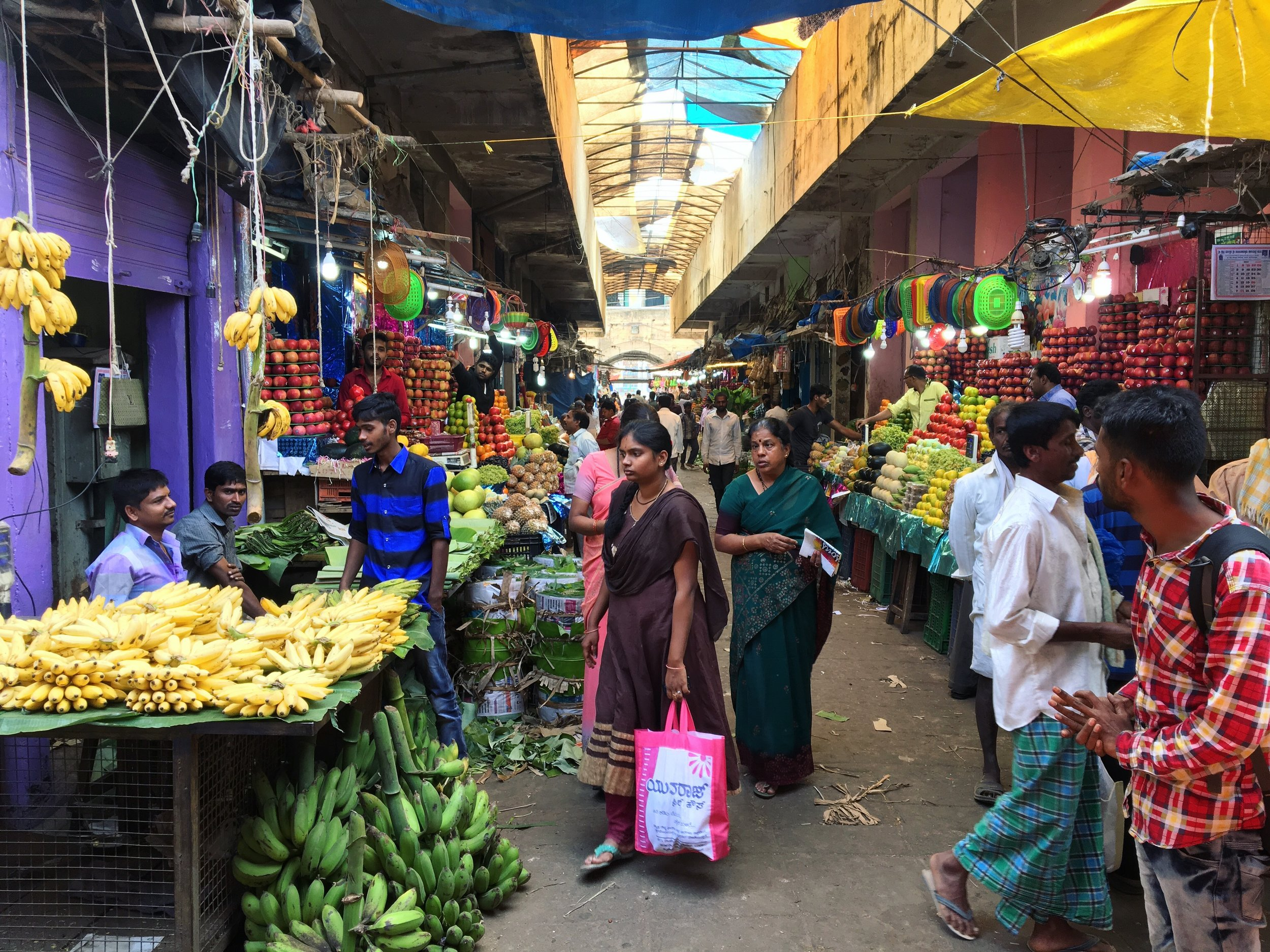 Market (Mysore, India)