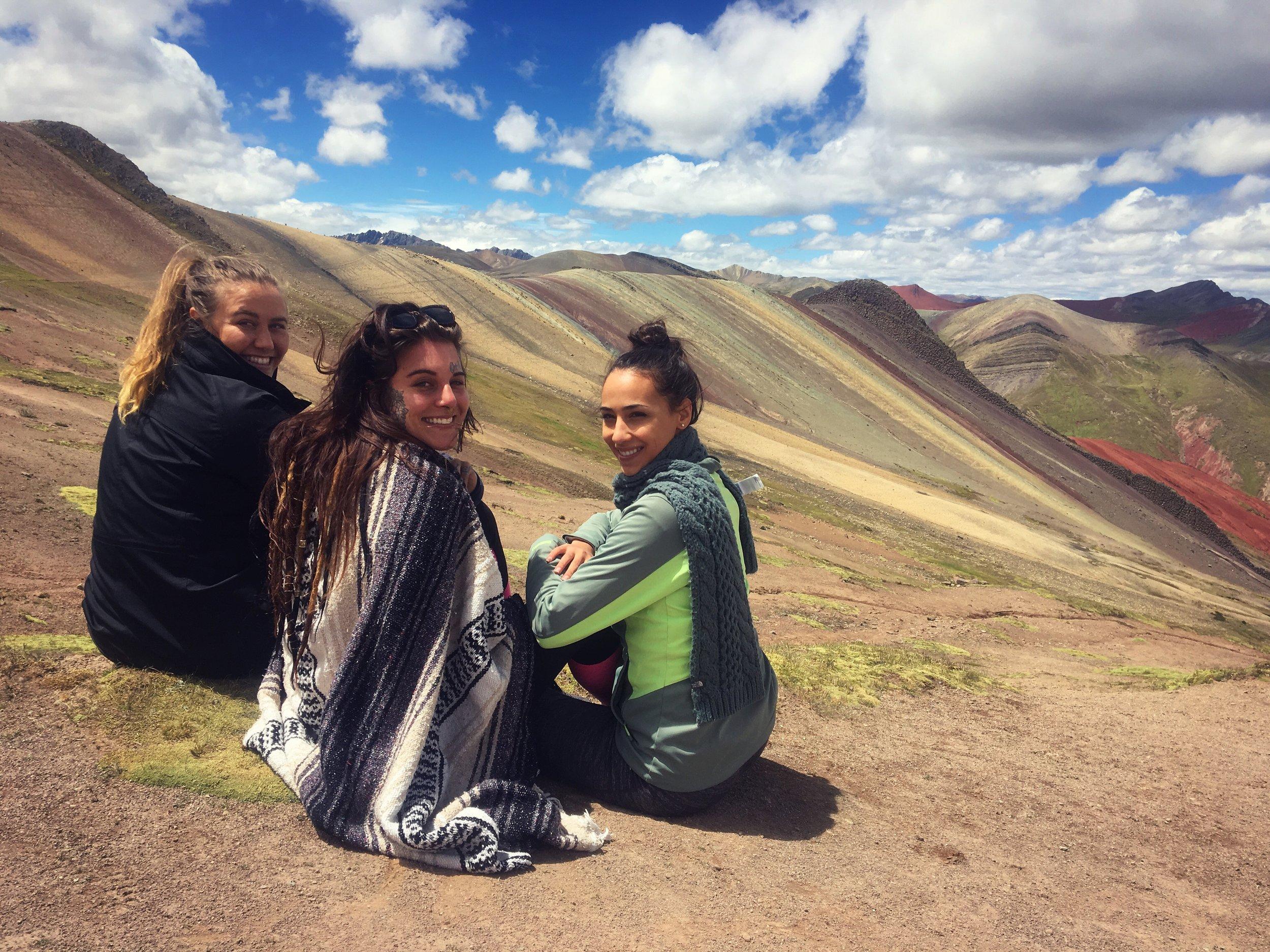 Rainbow Mt.