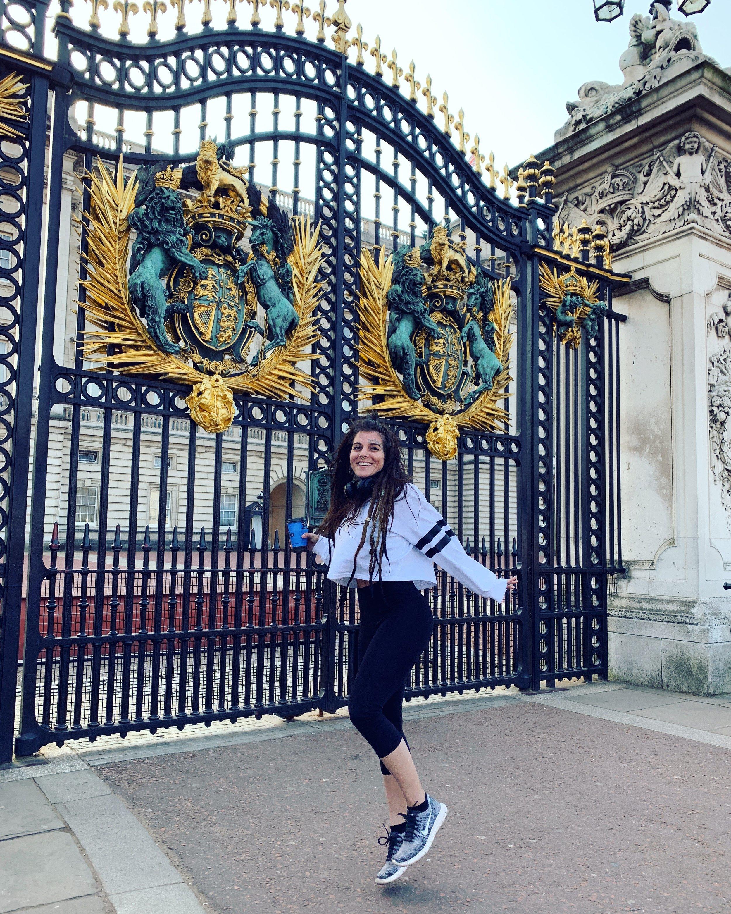 Buckingham Palace (London, United Kingdom)