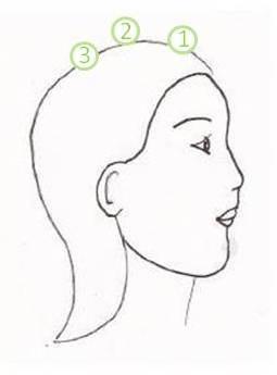 hair sketch 4