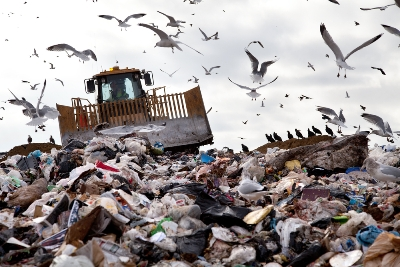 Every piece of plastic that is made takes hundreds of years to break down. The environmental damage is enormous.