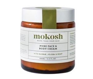 Mokosh Pure Face And Body Cream