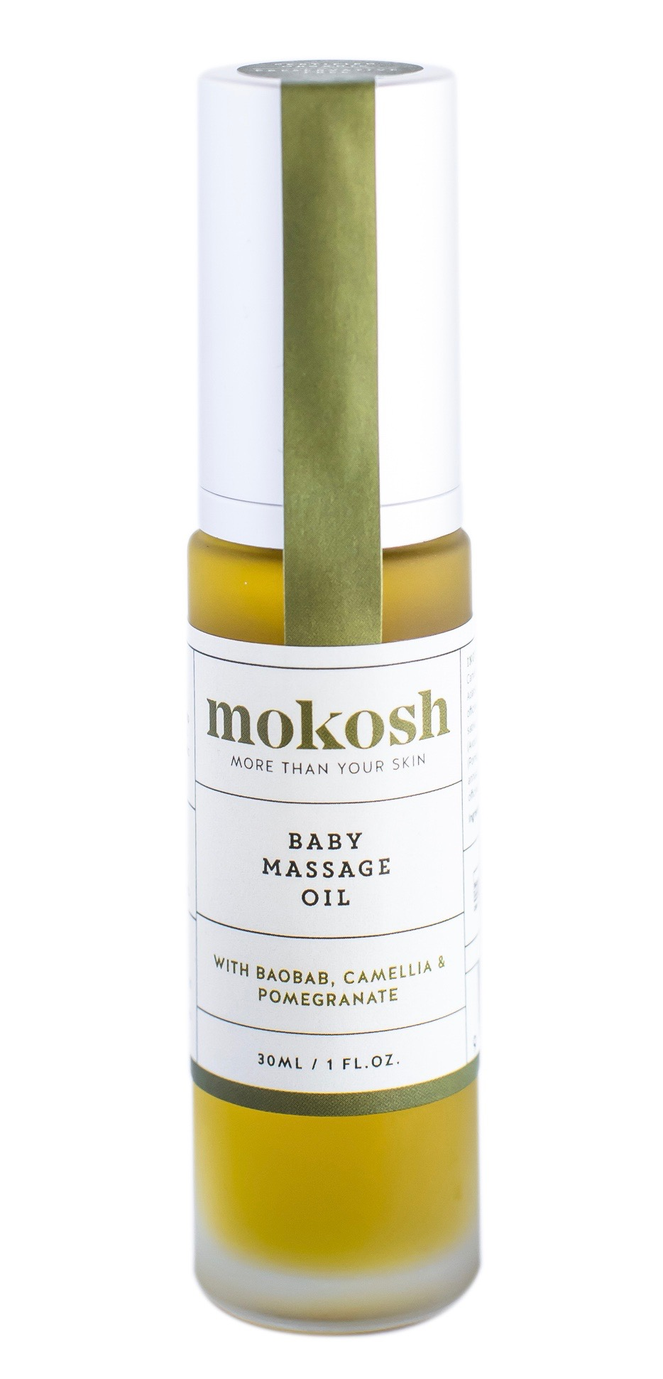 Mokosh Baby Massage Oil
