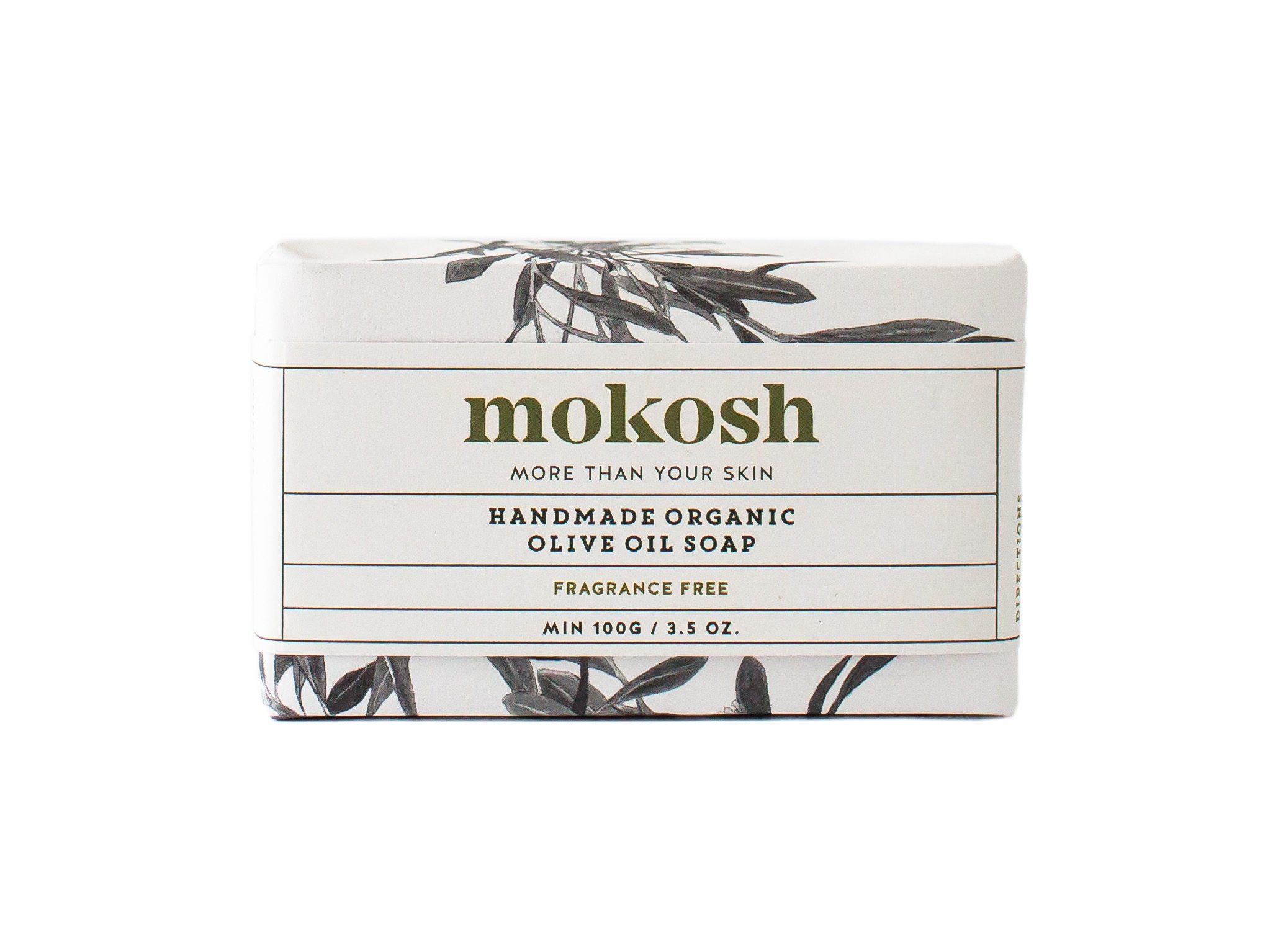 Mokosh Olive Oil Soap