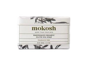 Mokosh Olive Oil Soap