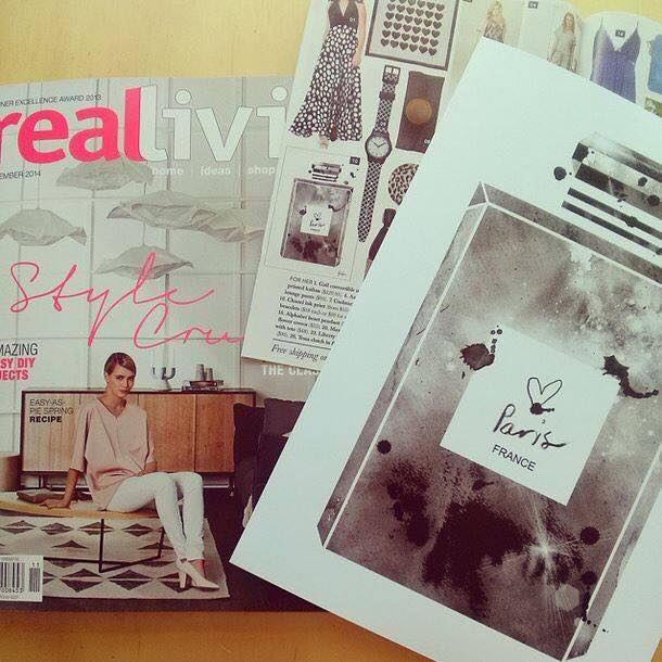 Real Living Magazine -