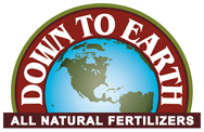 Down to Earth Fertilizer