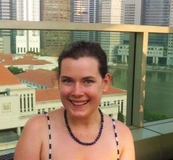 Larissa Böhme, Legal Intern
