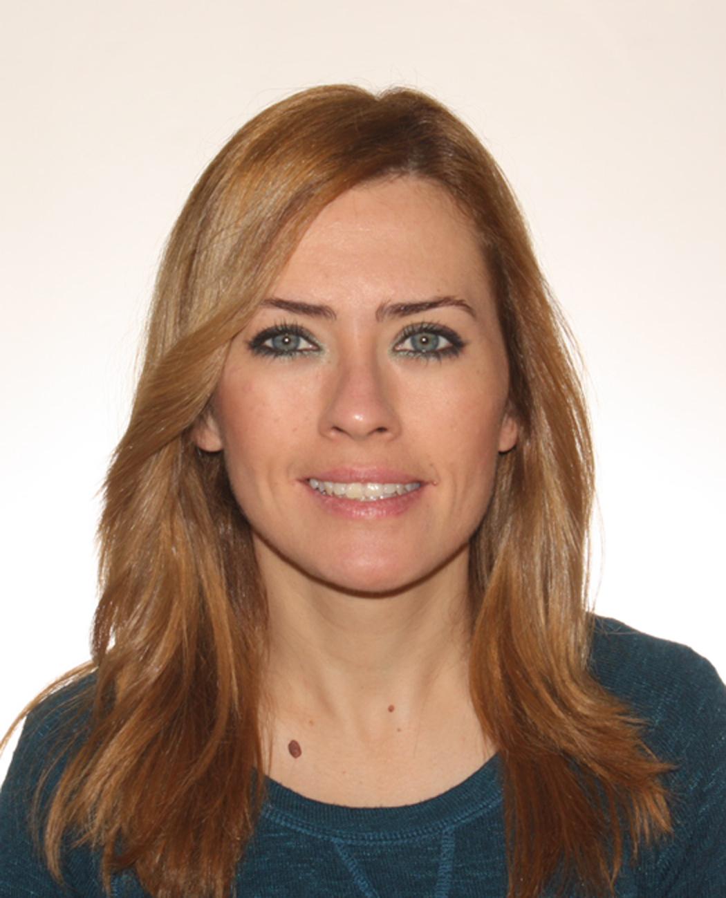 Sandra Perez Bonilla, Guest Relation Coordinator, Rome