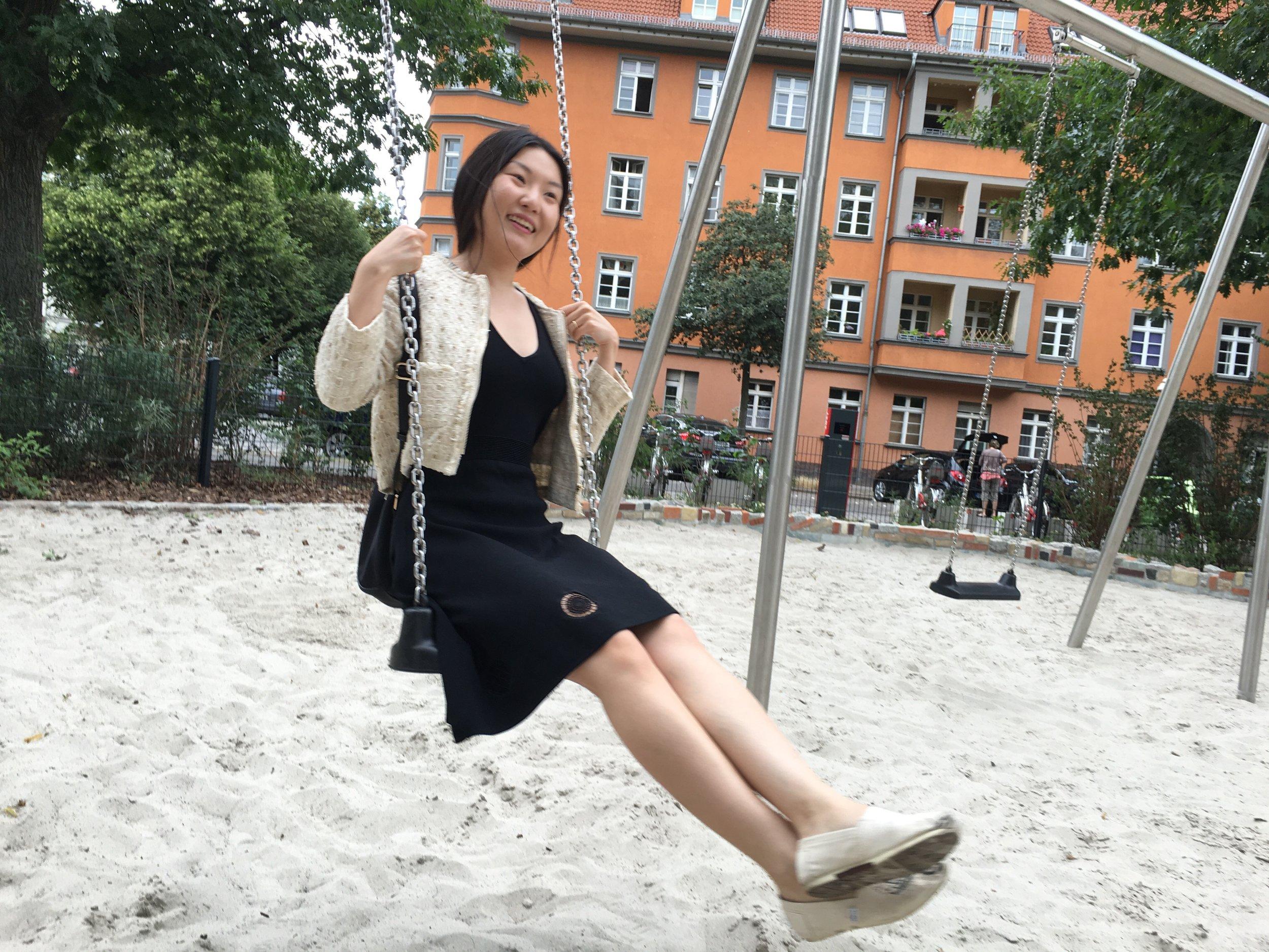 Xiangxue (Alma) Meng