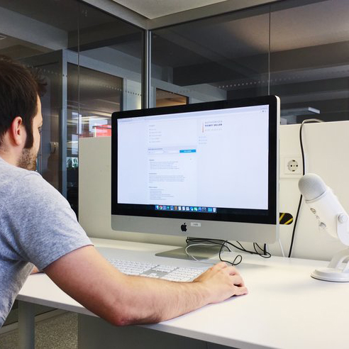 Usability Testing - Here we are able to measure how effective, efficient and satisfactory our solution is for users.