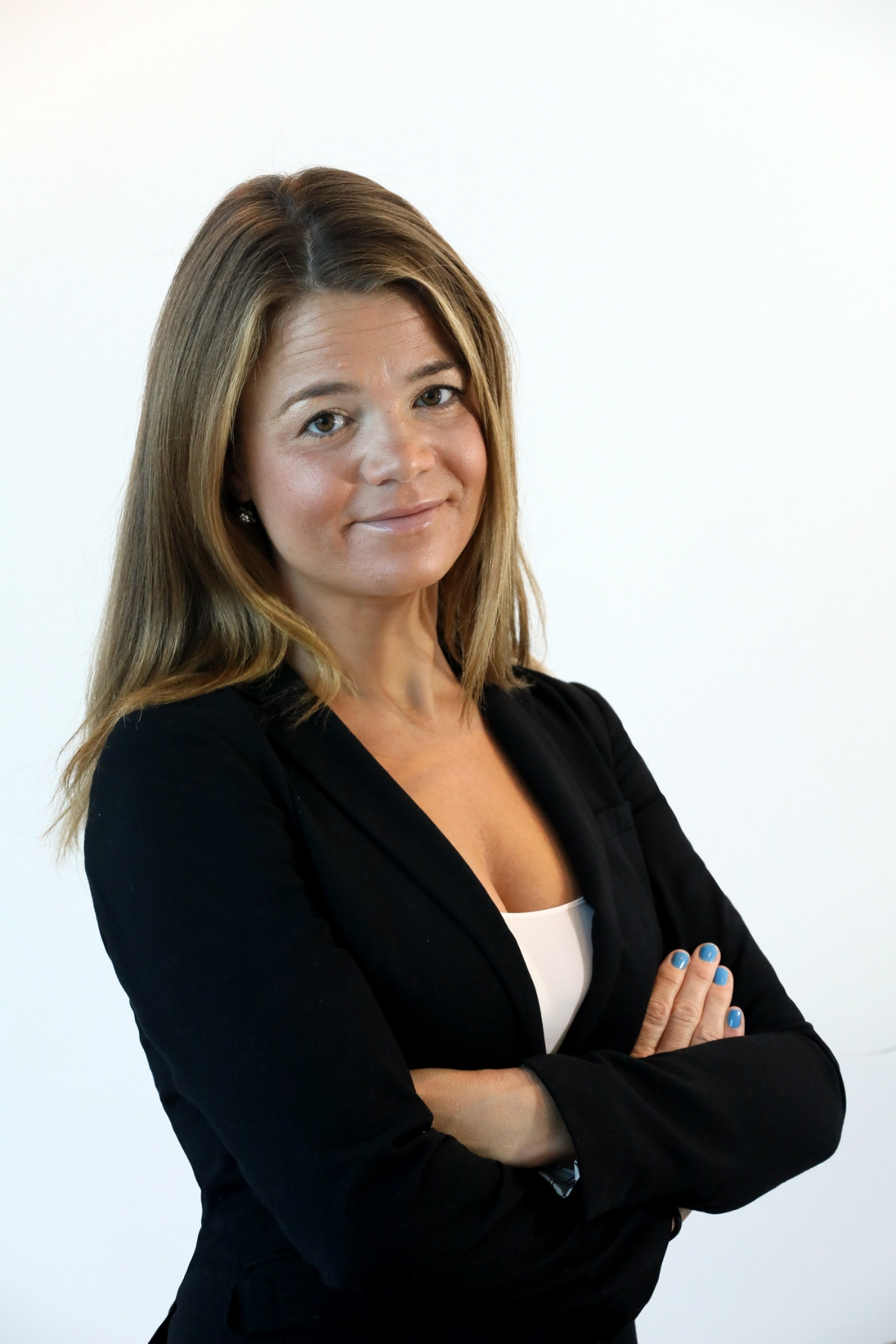 Julia Randow, Regional Director Sales and Supply for APAC and GCC