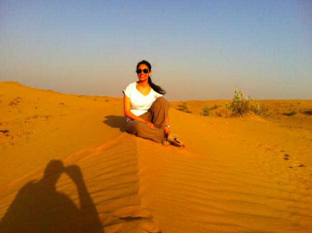 Sara in Dubai