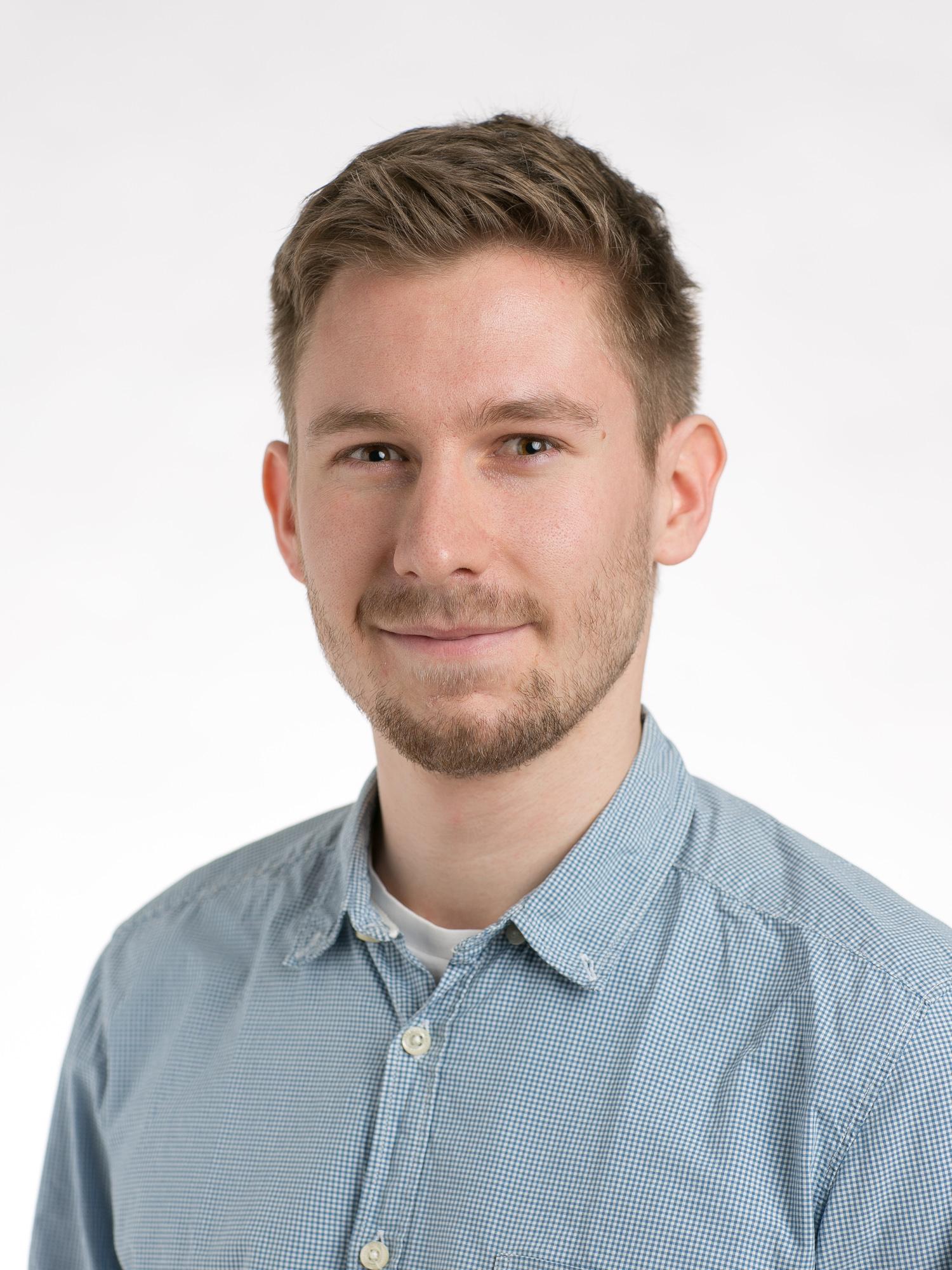 Rafael Daetwyler, Backend Engineering Intern