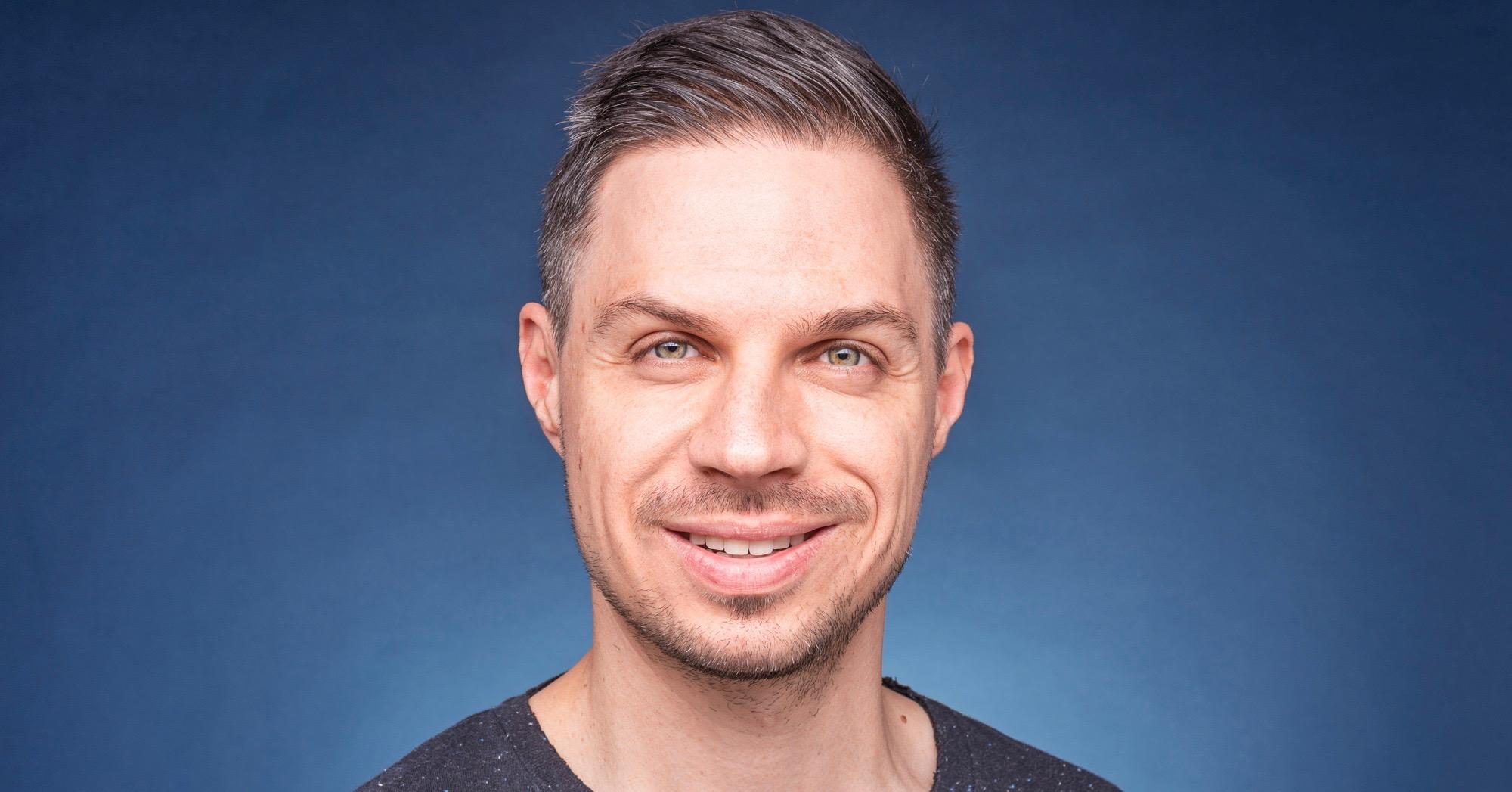 Oliver Strobel, Director of Engineering.