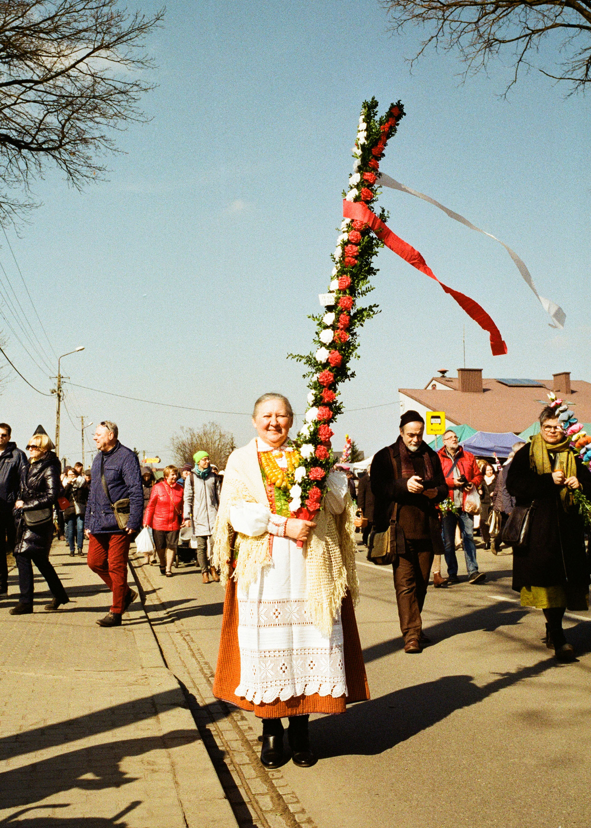 Palm Sunday, Poland 2018