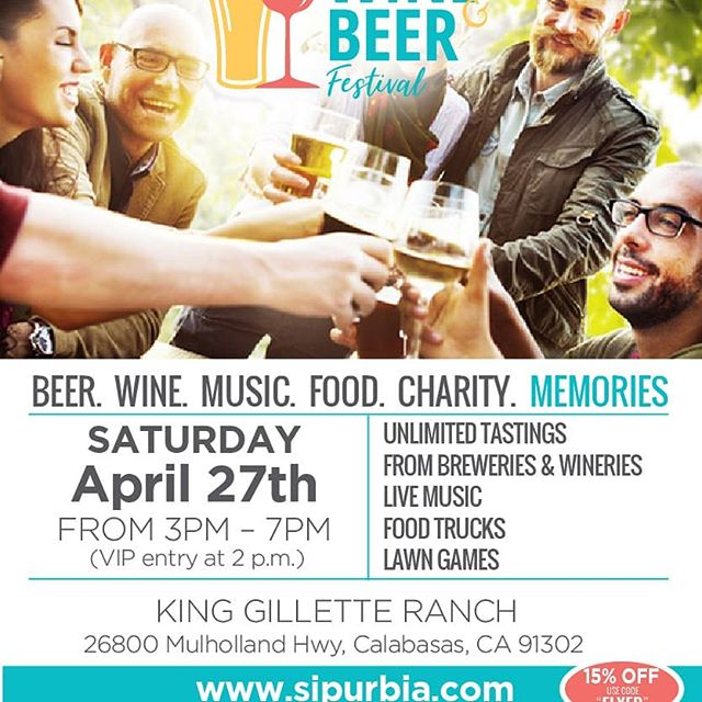 Join us today @sipurbia urbia  in Calabasas at Kings Gillette Ranch .Enjoy some refreshing wine from one of the wineries or some craft beer from one if the breweries a wash down one of our delicious  Gyros....3 pm to 7pm.  #foodtruck #Streetfood #greekfood #foodie #healthy #gyros #falafel #family #calabasas #wine #beer #food #music #sunny