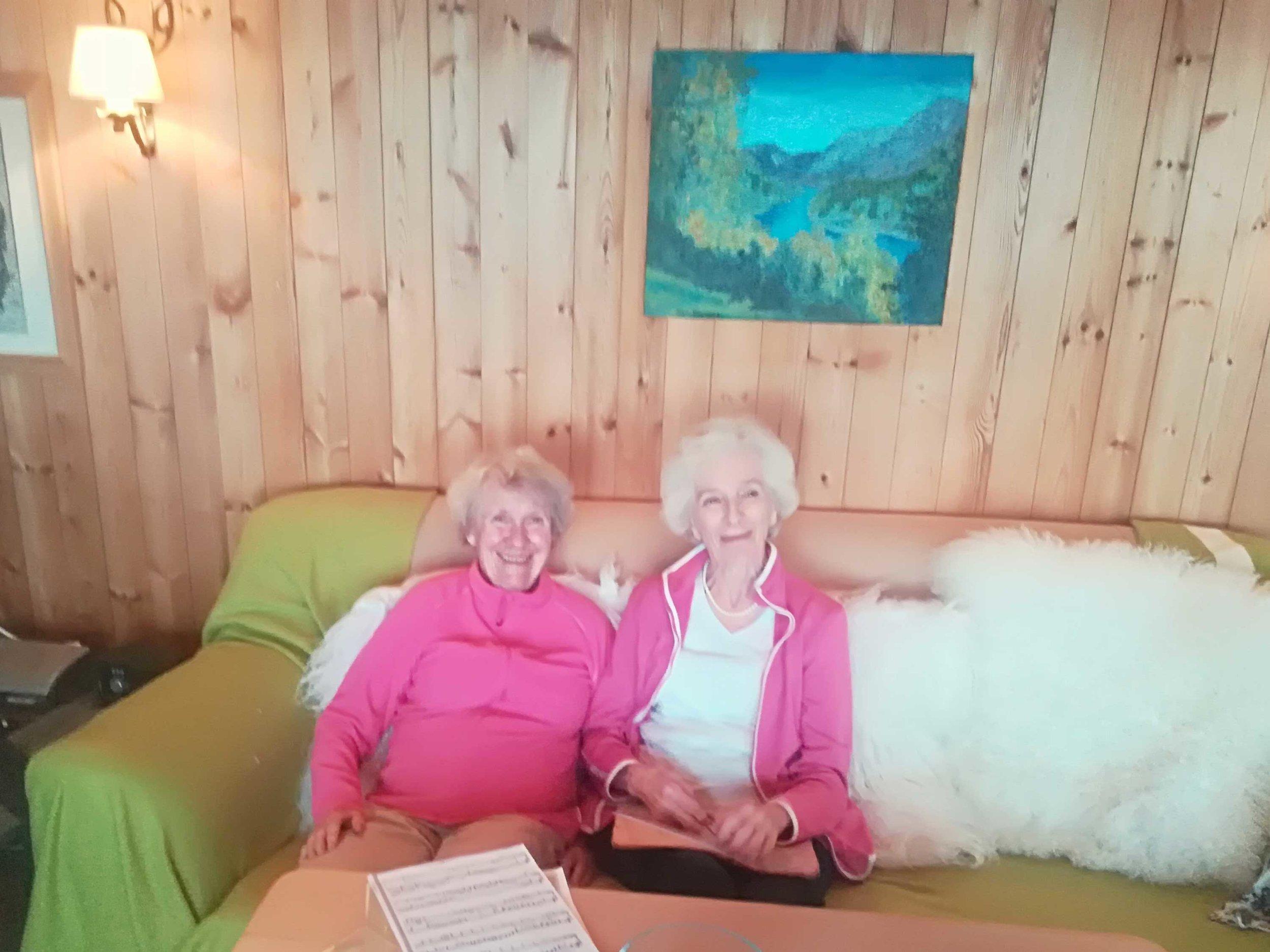 Rita & Ingefi