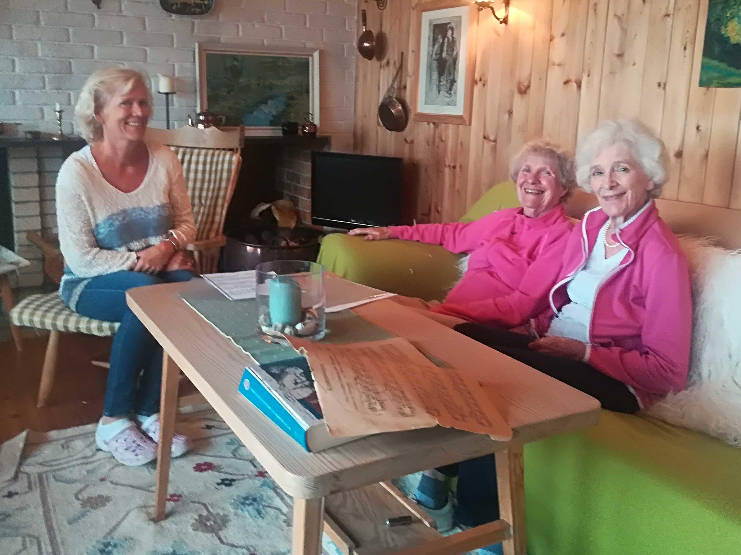 Ingrid, Rita & Ingsefi