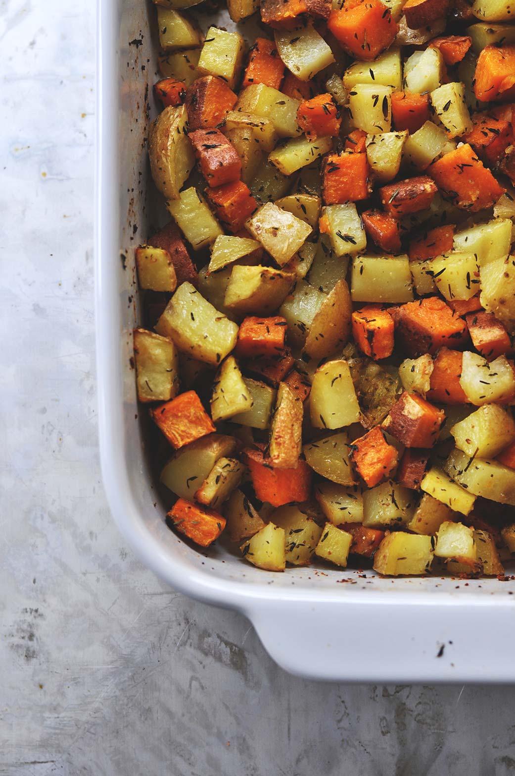 batatas fritas bajas en calorias horno