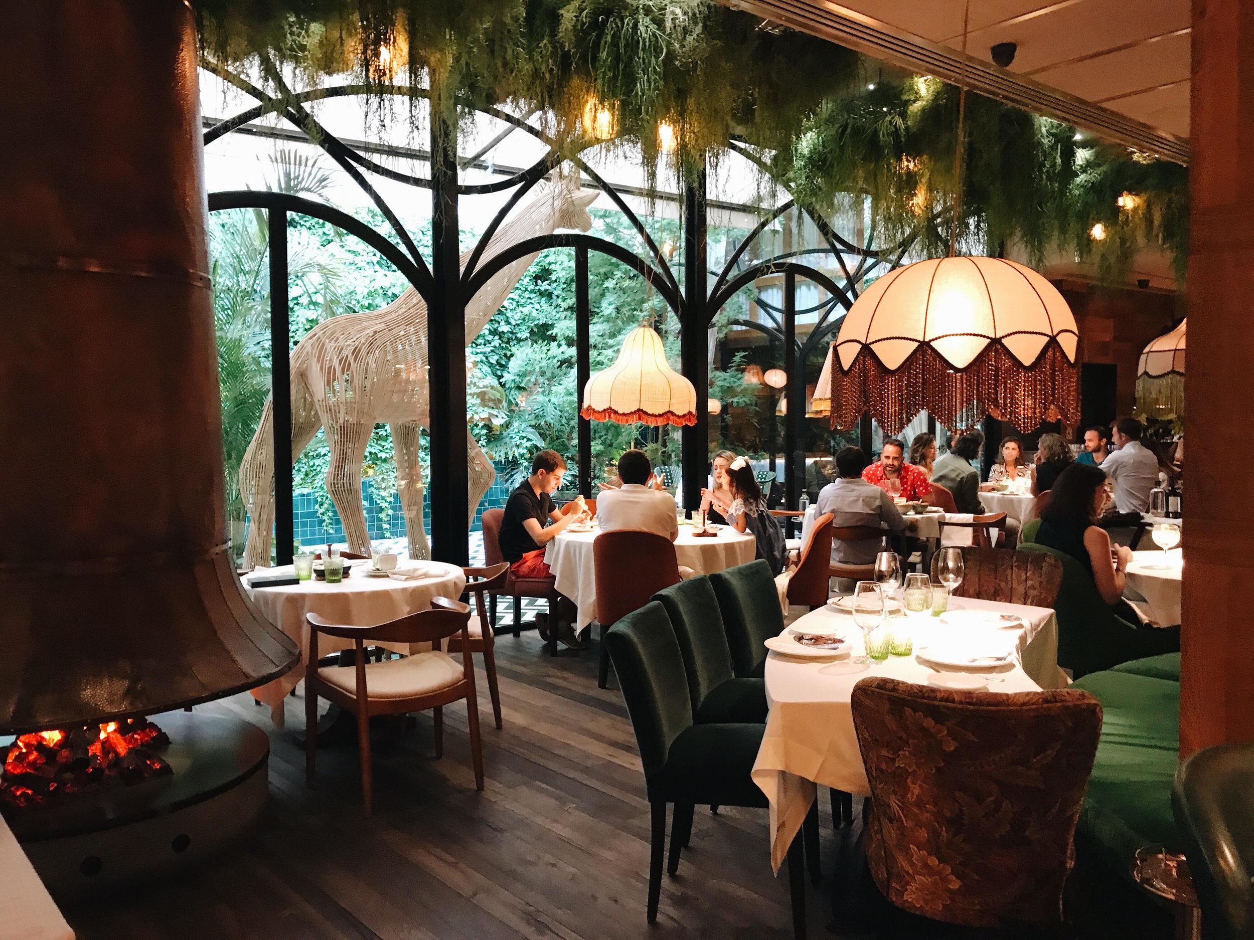 restaurante amazonico opinion