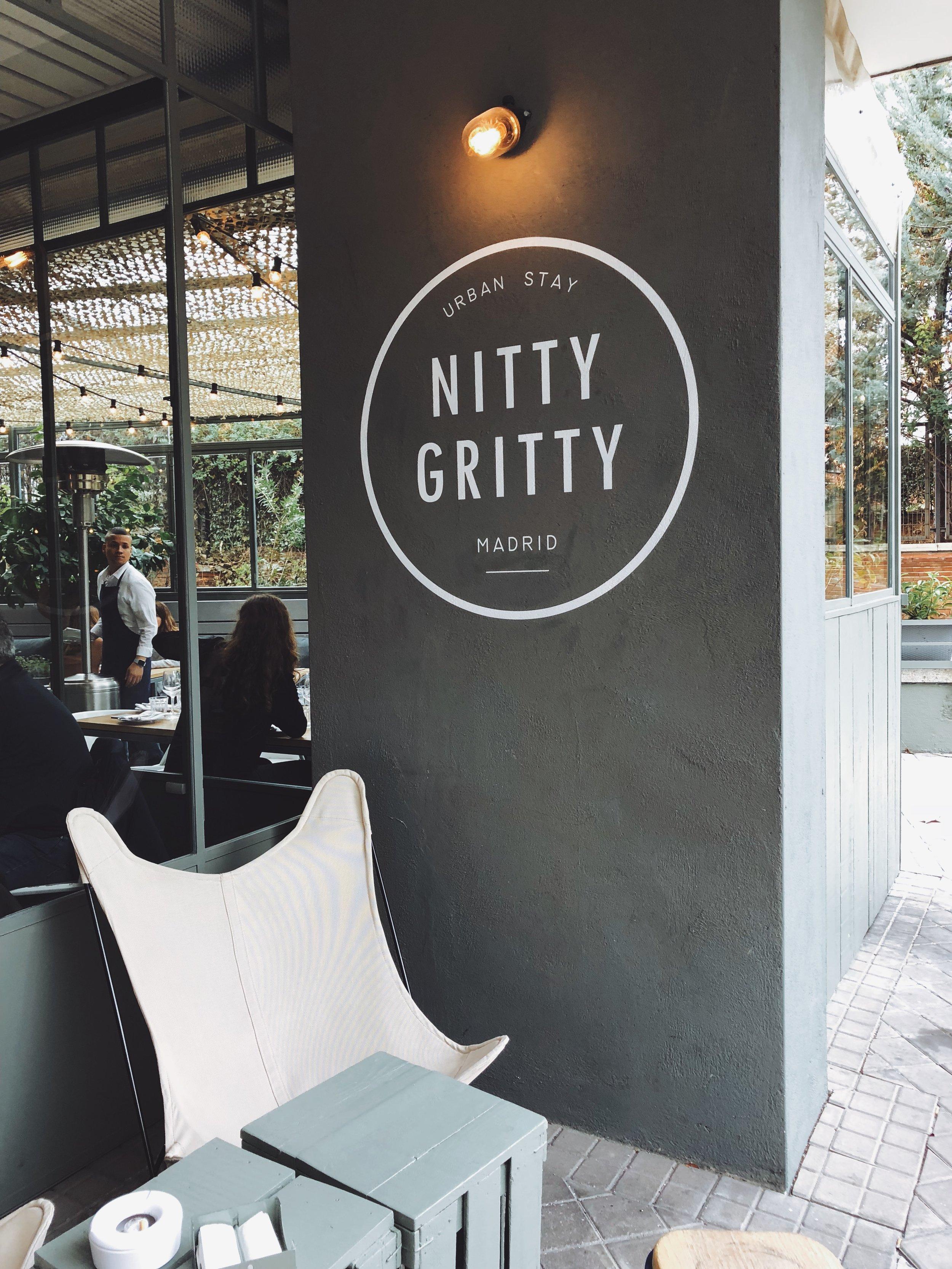 nitty gritty madrid opinion restaurantes madrid blog