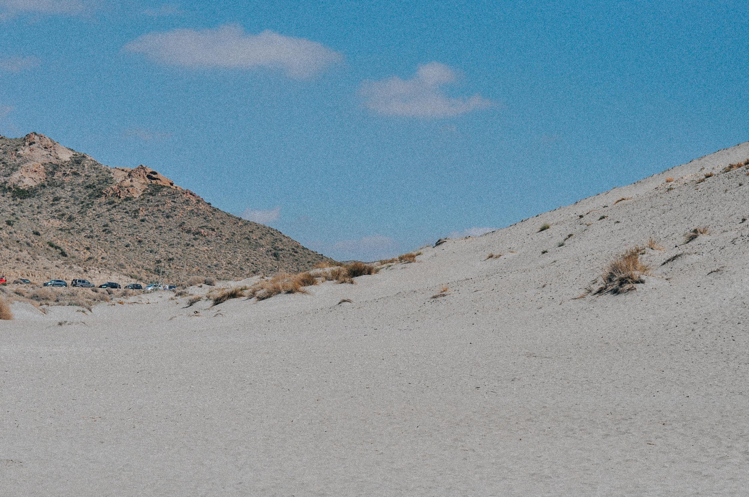 dunas almeria cabo de gata