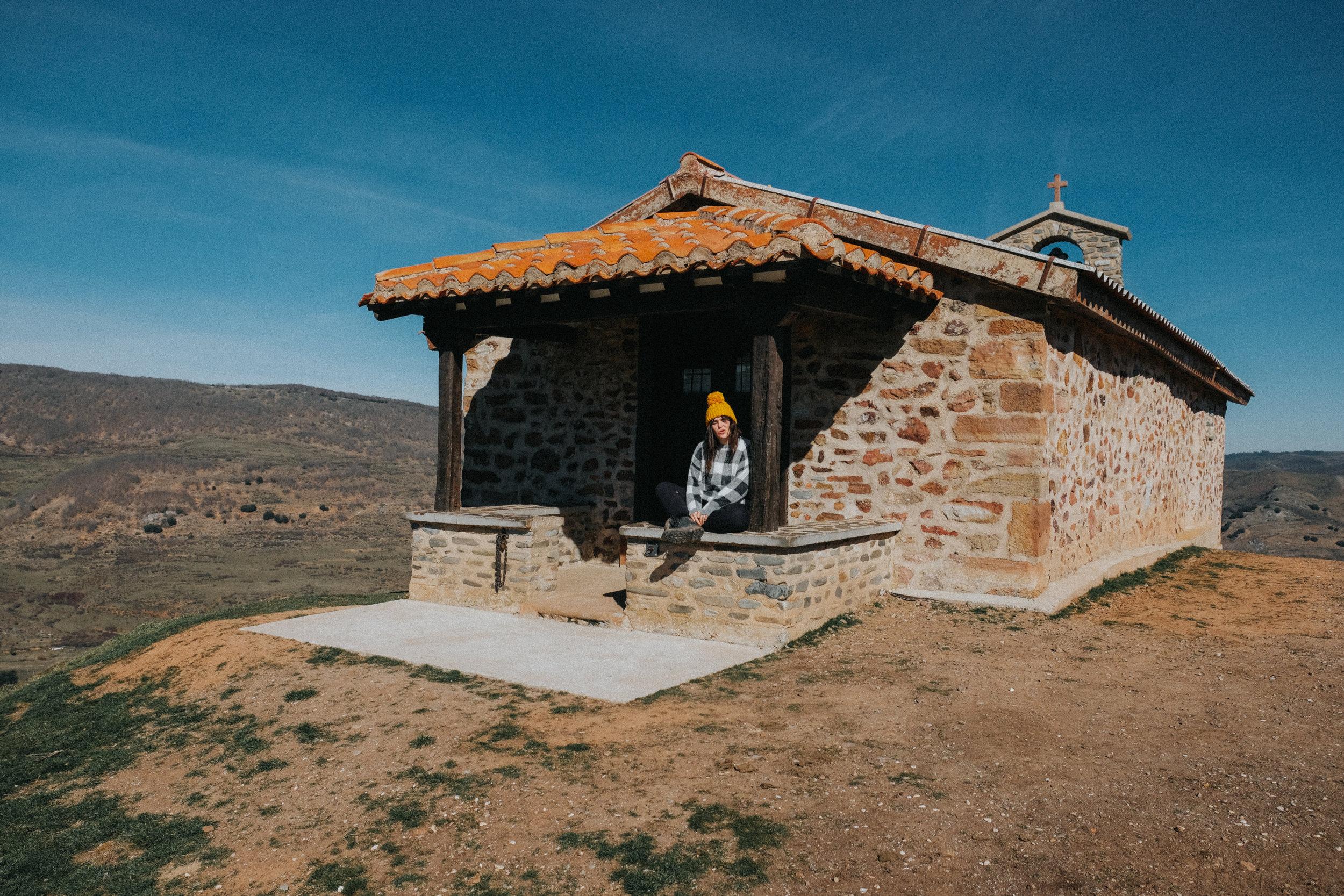 ermita de santa barbara la rioja que hacer en ezcaray