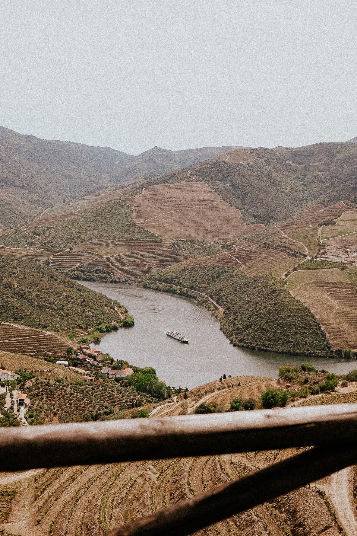 Mirador Rota do Douro