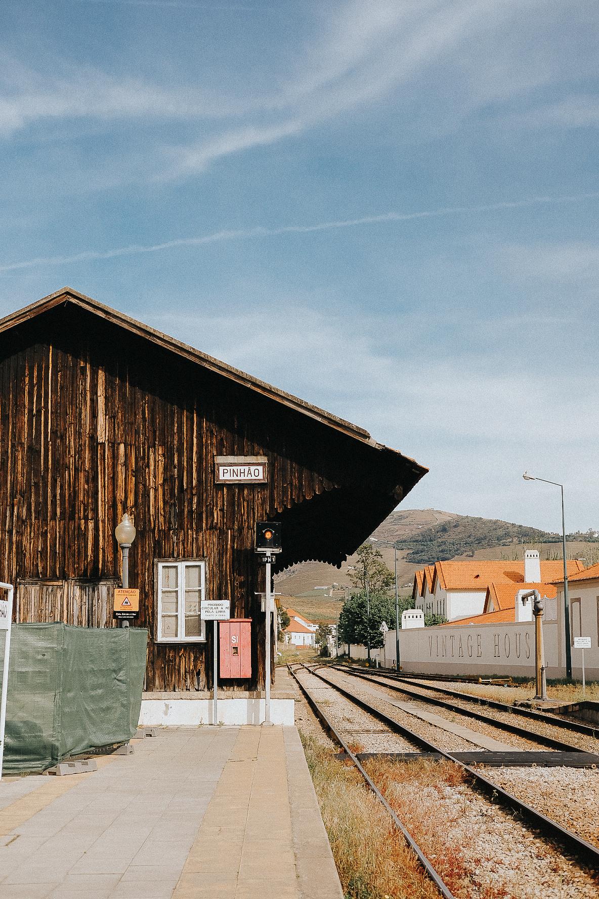 La estación de tren de Pinhão – ¡obligatorio!
