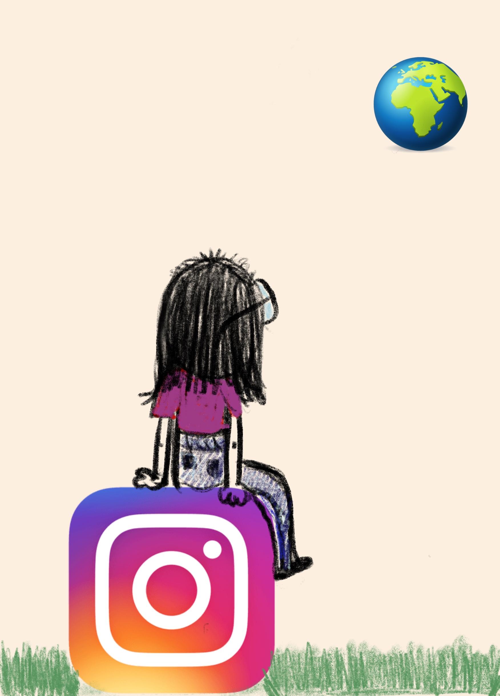 adiccion a instagram