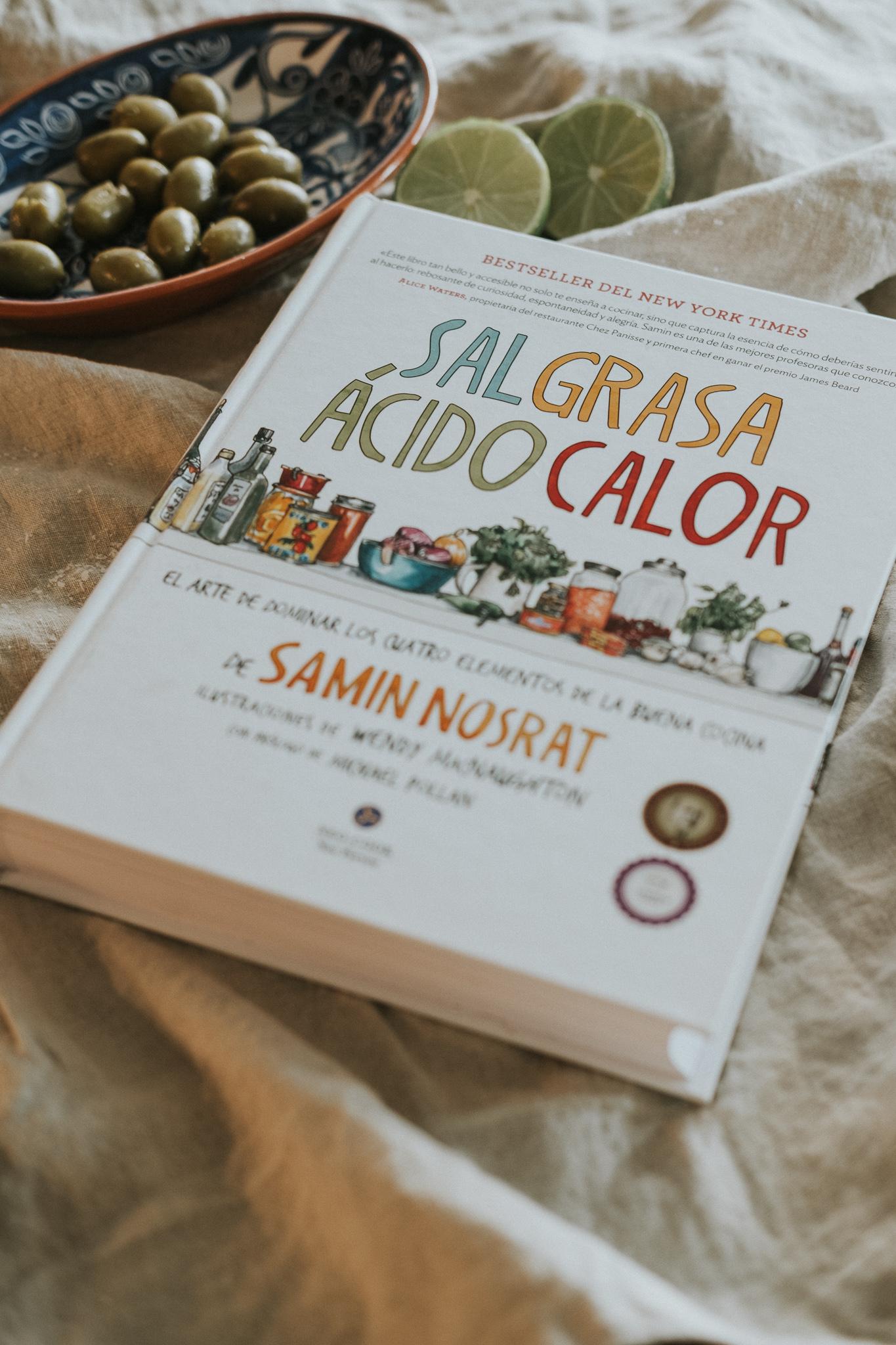 sal acido grasa libro